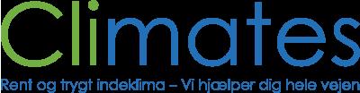 Climates Danmark Logo