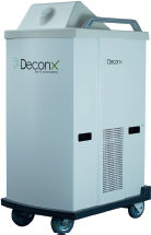 Ren luft til skolerne med Deconx