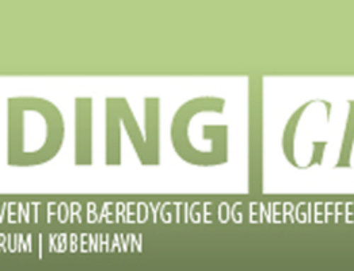 Climates deltager på Building Green 2017