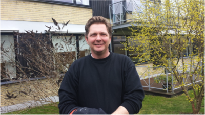 Peter Stokholm – Teknisk Chef – Lions Park Søllerød