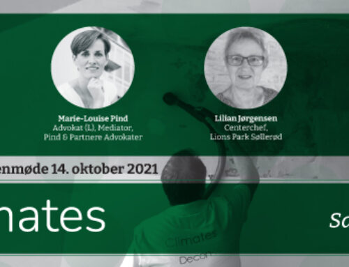 Climates morgenmøde 14. oktober 2021